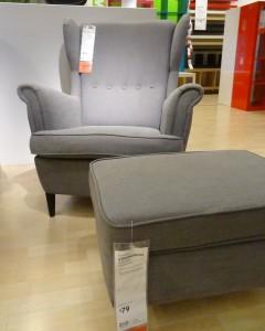 IkeaChairGray