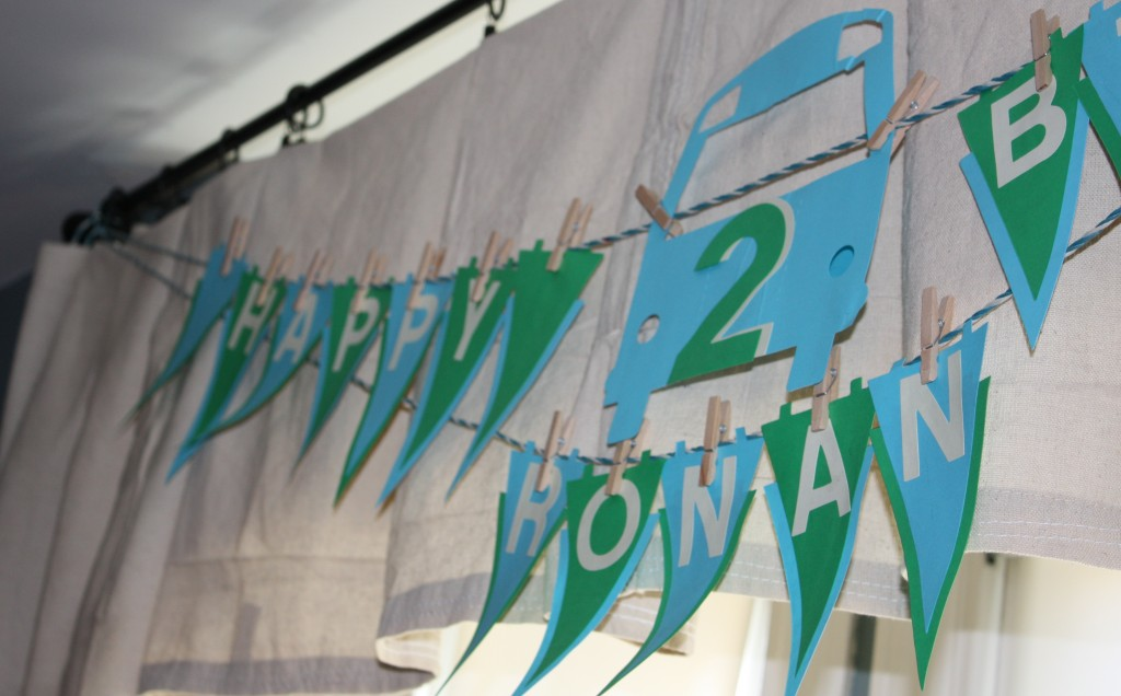 Banner Truck Birthday 2