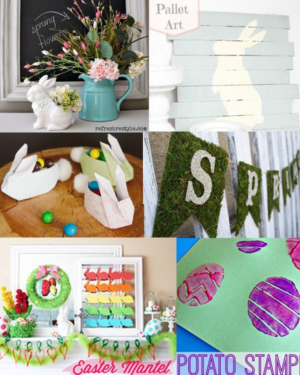 Easter DIY faves