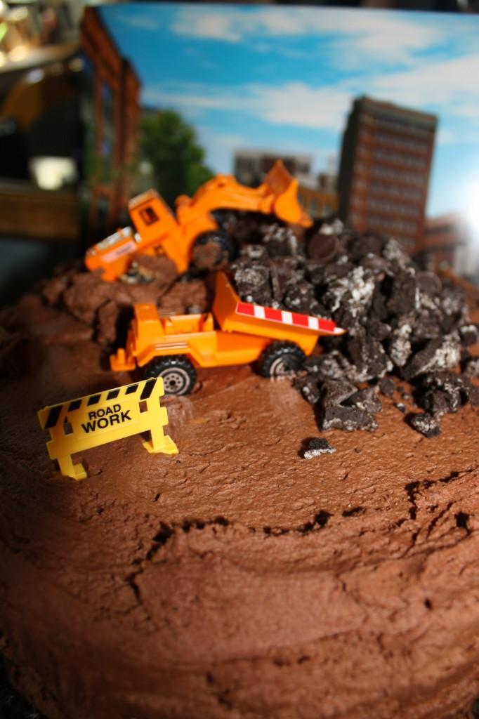 Truck Birthday Cake 3