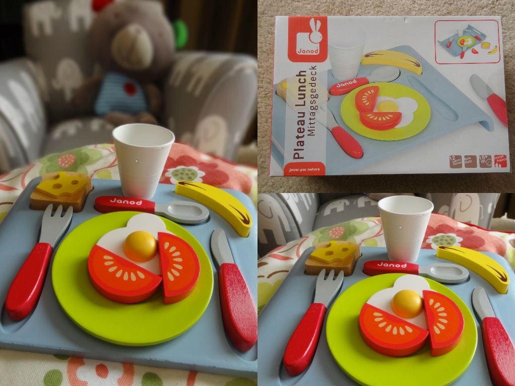 Janod Lunch Toy Review