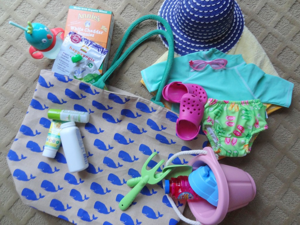 beach baby essentials