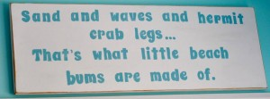 beach boy nursery sign 2