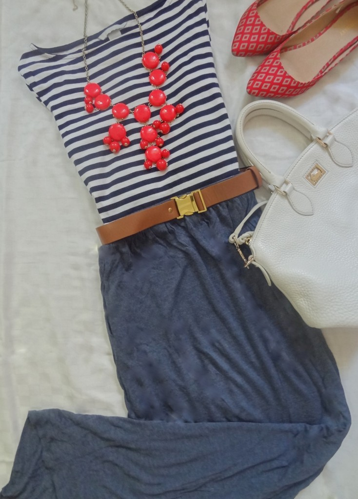 red white and blue outfit 1