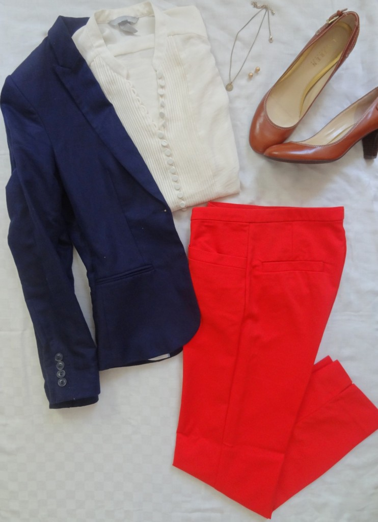 red white and blue outfit 5