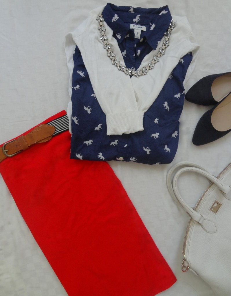 red white and blue outfit 6