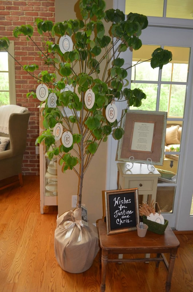 Vintage Garden Bridal Shower