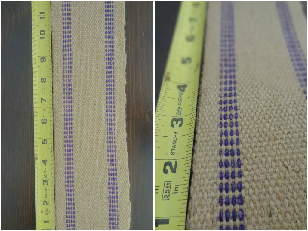 burlap growth chart 2