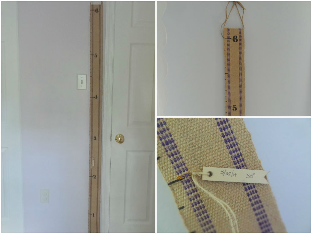 burlap growth chart 6