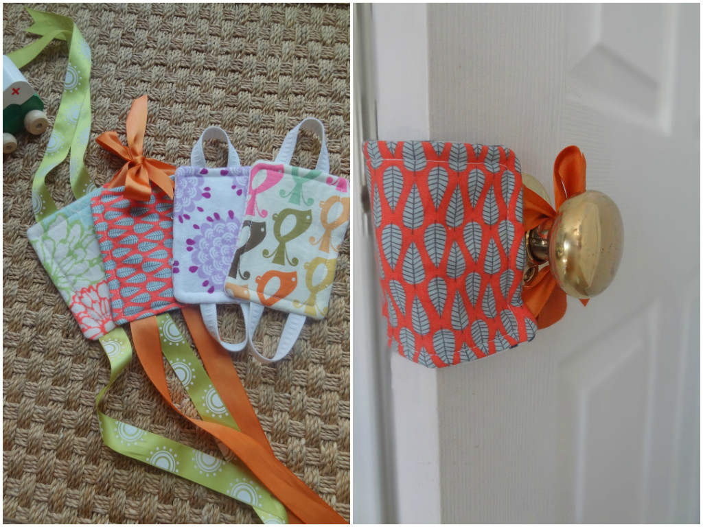 DIY Door Silencer - Teach Love Craft