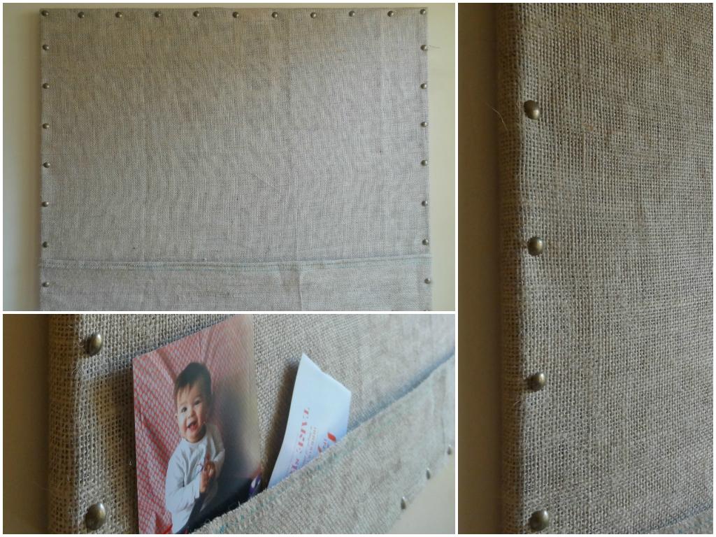 burlap bulletin board 7