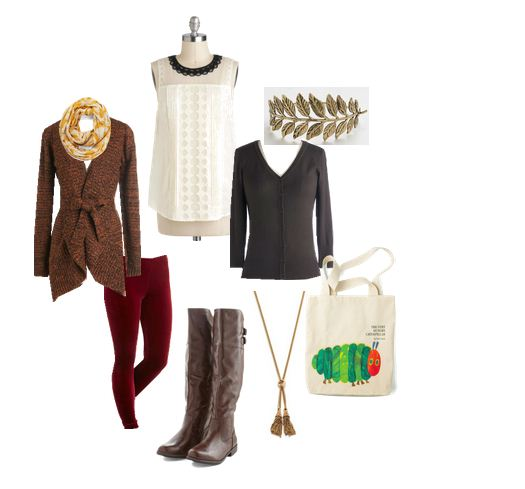 ModCloth Fall Layers 2