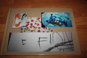 Displaying Kids' Artwork