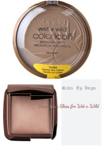 Wet n Wild Reserve your Cabana slays HourGlass lighting powder